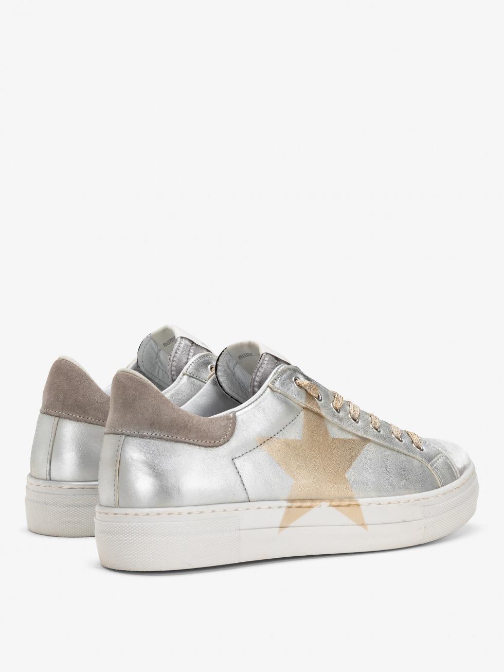 Sneakers Martini Nuvola Velvet Grey - Stella