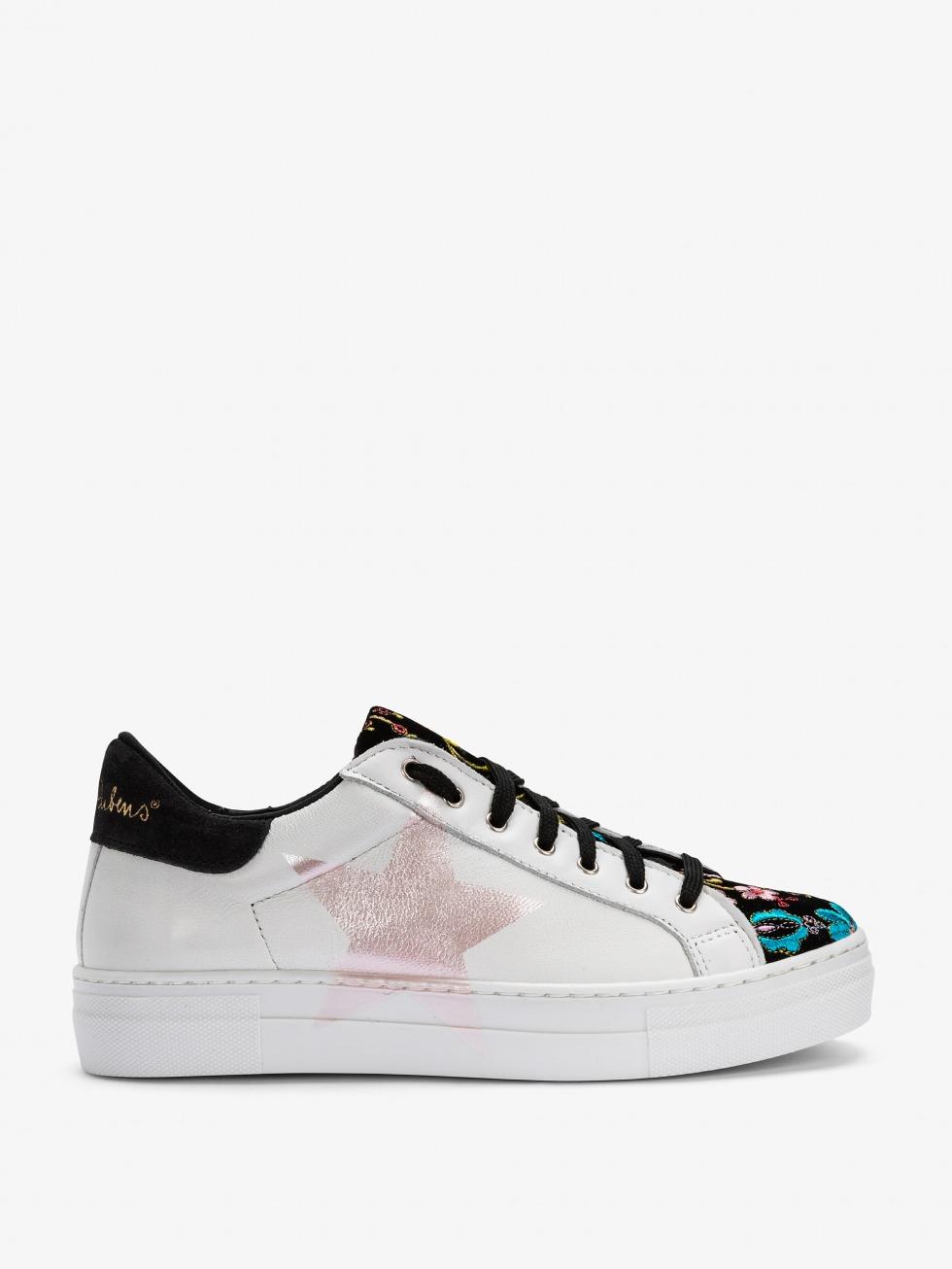 Sneakers Martini Flowers - Stella Quartz