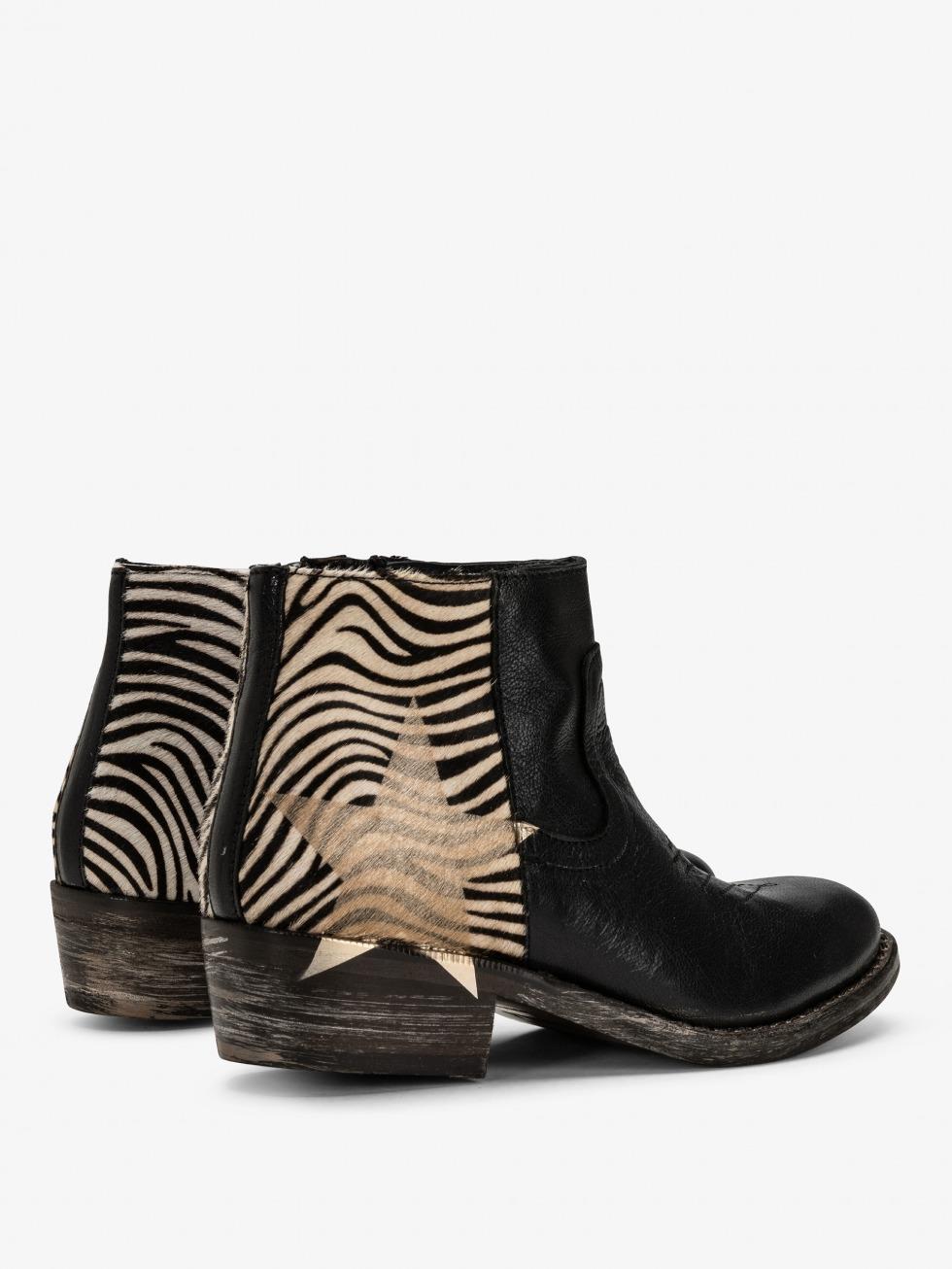 Boots Mojito Mini Zebrina - Stella