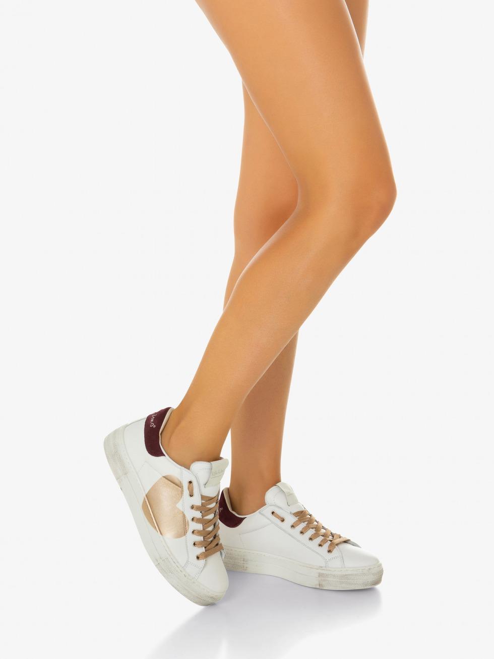 Sneakers Martini Amarone Almond - Cuore