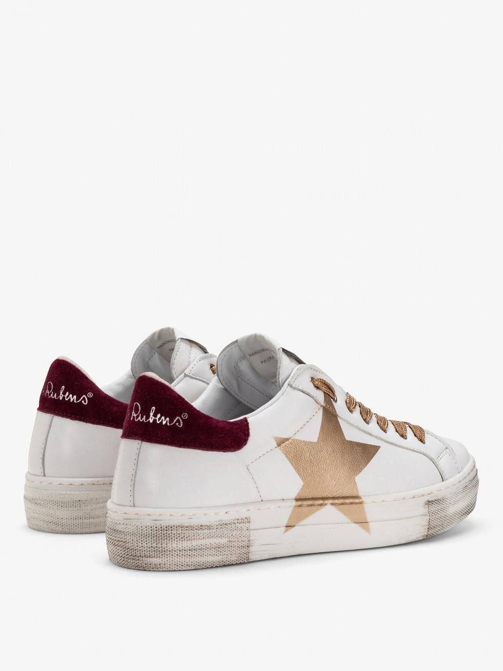 Sneakers Martini Amarone Almond - Stella