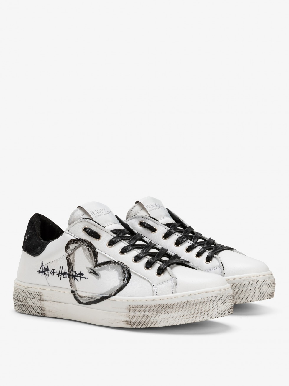 Sneakers Martini - Black Art of Heart