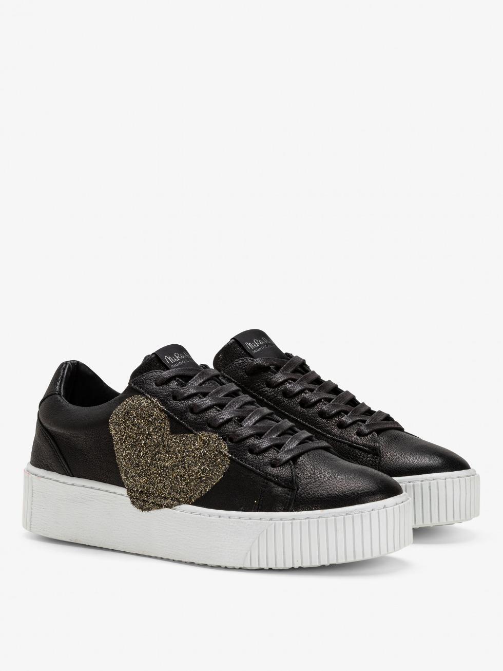 Sneakers Cosmopolitan Meteorite Glitter - Cuore