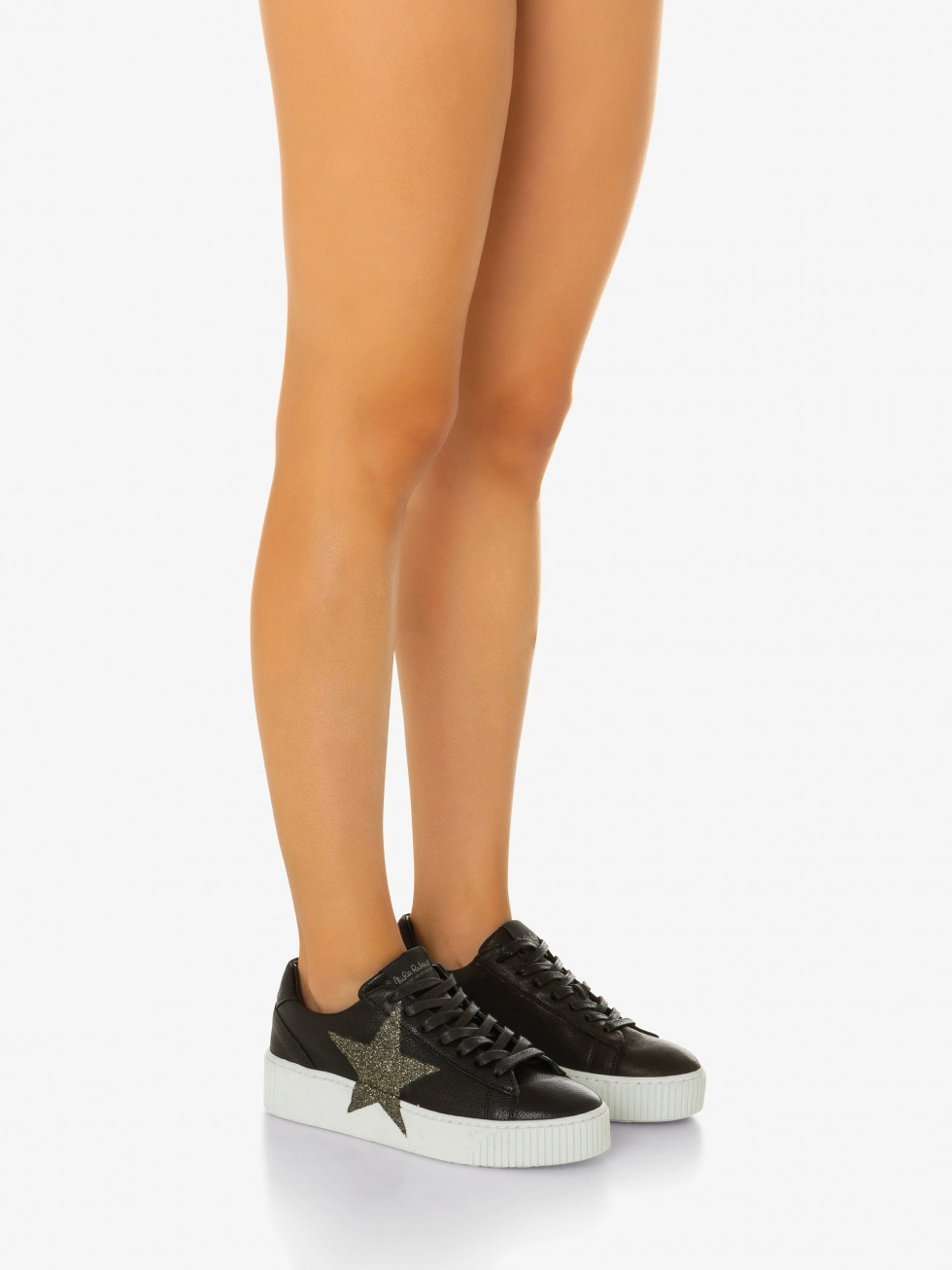 Sneakers Cosmopolitan Meteorite Glitter - Stella