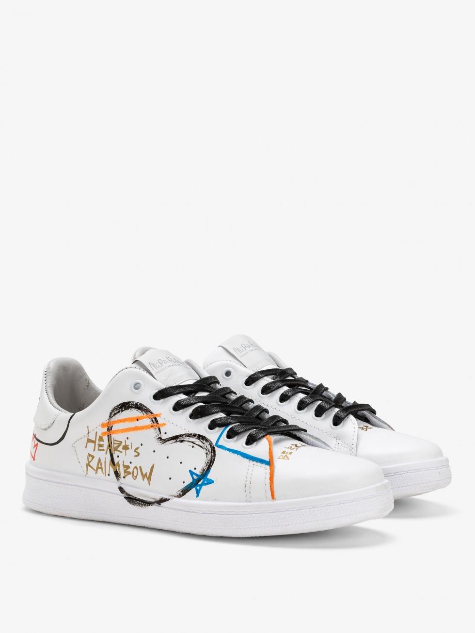 Sneakers con disegni