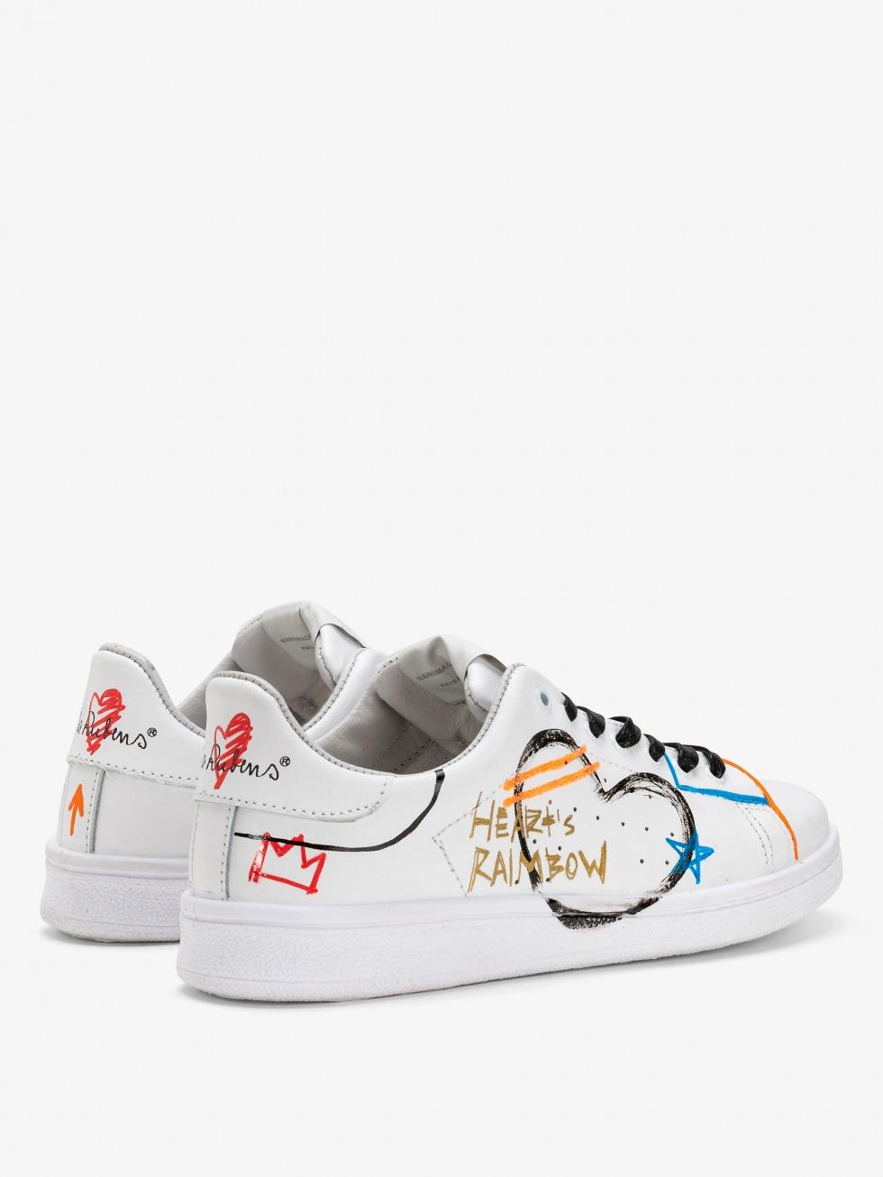 Sneakers con disegni - NiRa Rubens