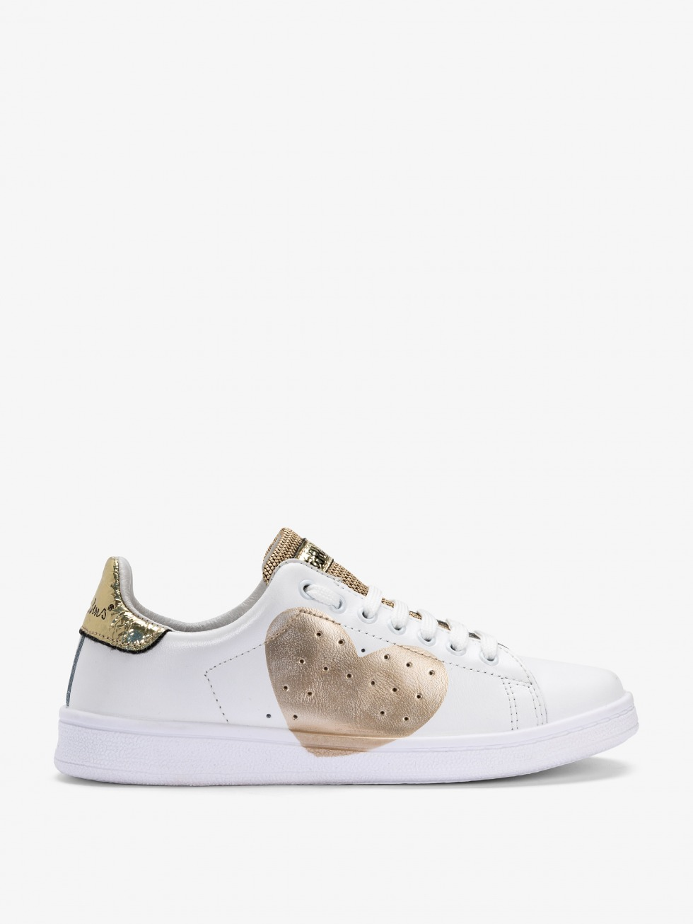Sneakers Daiquiri - Cuore Space Gold