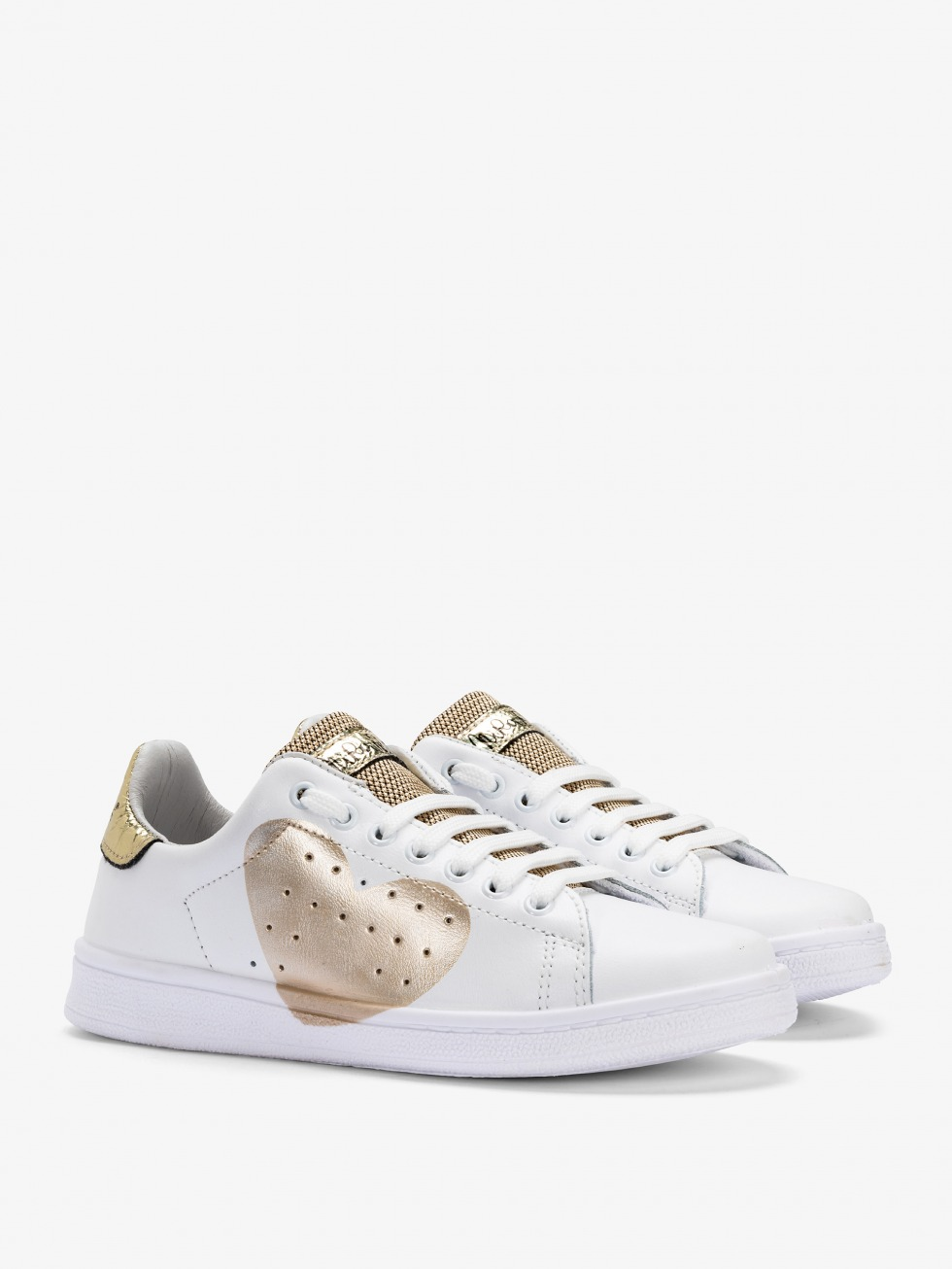 Daiquiri Sneakers - Space Gold Heart