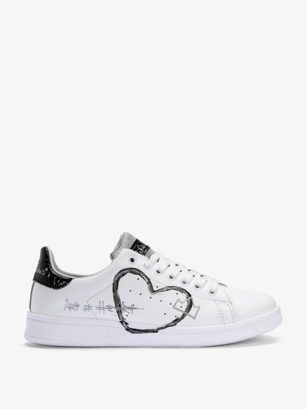 Sneakers Daiquiri - Cuore Space Iron