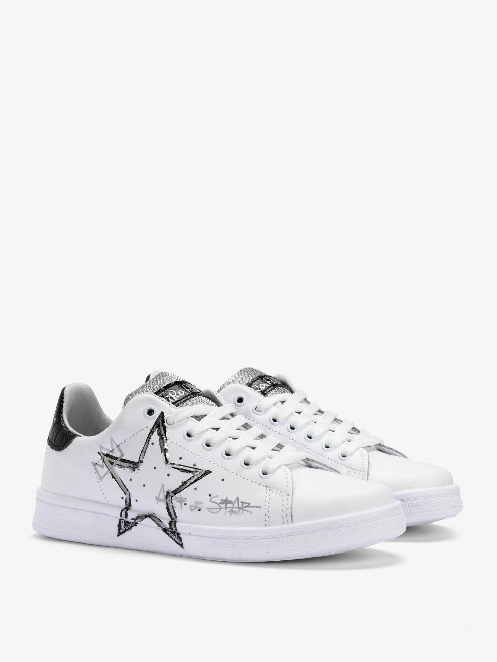 Sneakers alla moda da donna - Daiquiri Stella Space Iron