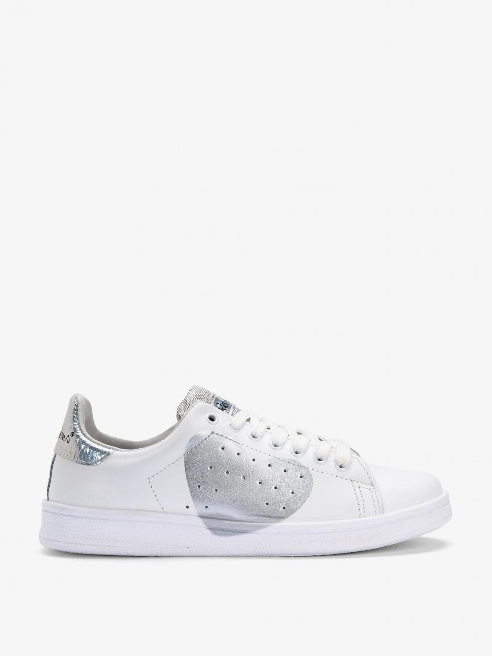 Sneakers Daiquiri - Cuore Space Silver