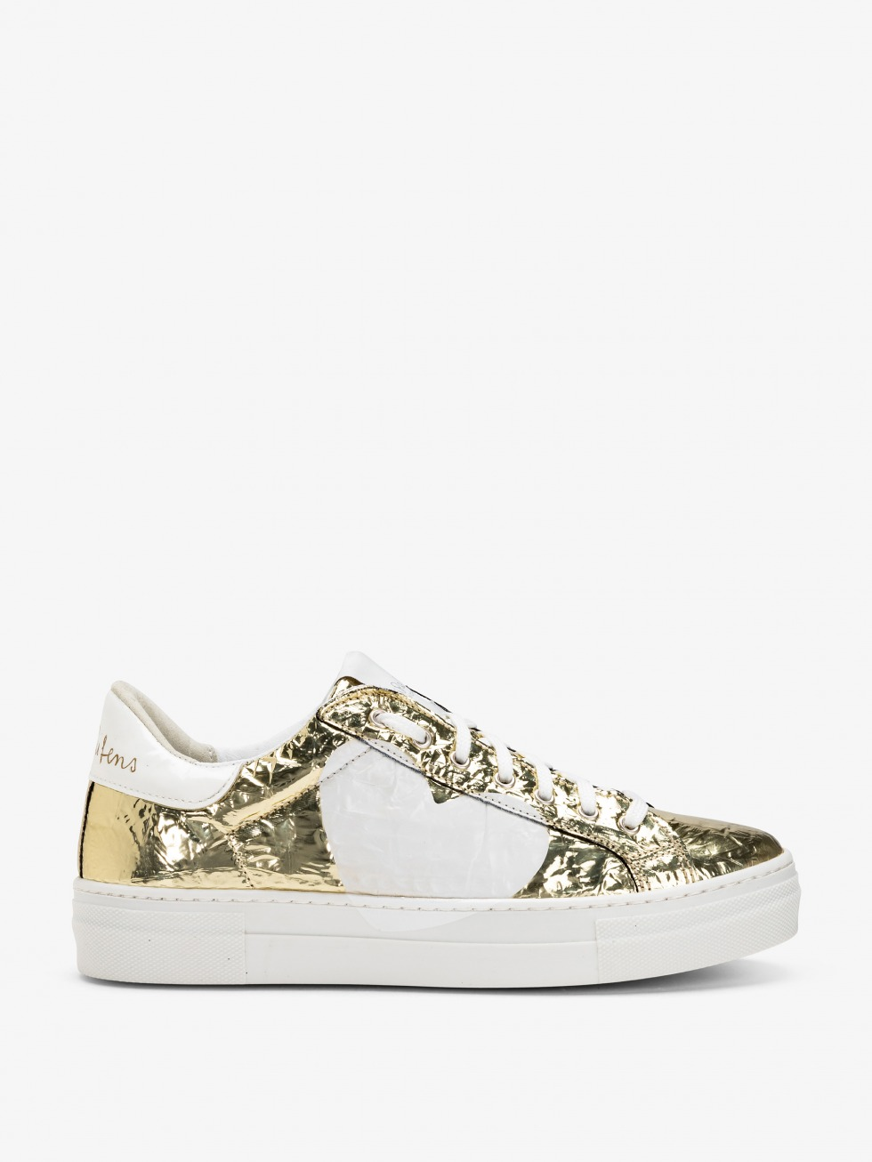 Sneakers Martini Shuttle Gold - Cuore