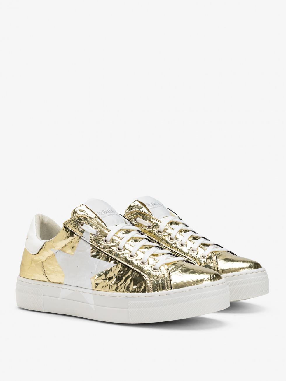 Sneakers Martini Shuttle Gold - Stella