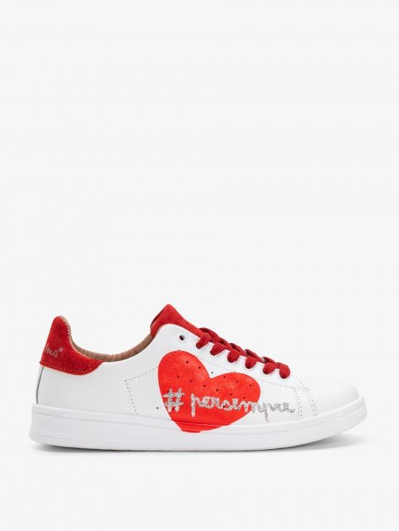 Sneakers Modello con cuore Sneakers Daiquiri Daiquiri cuore con Sneakers con cuore Modello g44qdH