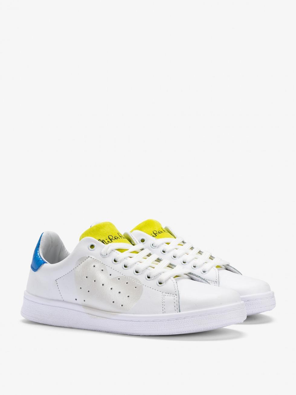 Daiquiri Sneakers - Space Electric Heart