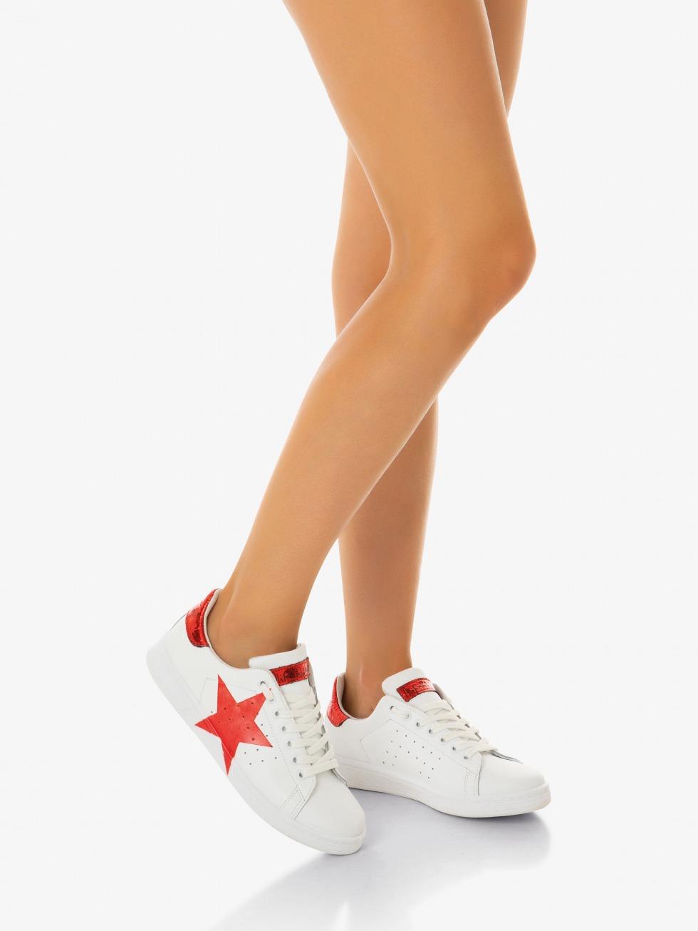 Sneakers Daiquiri - Stella Space Red