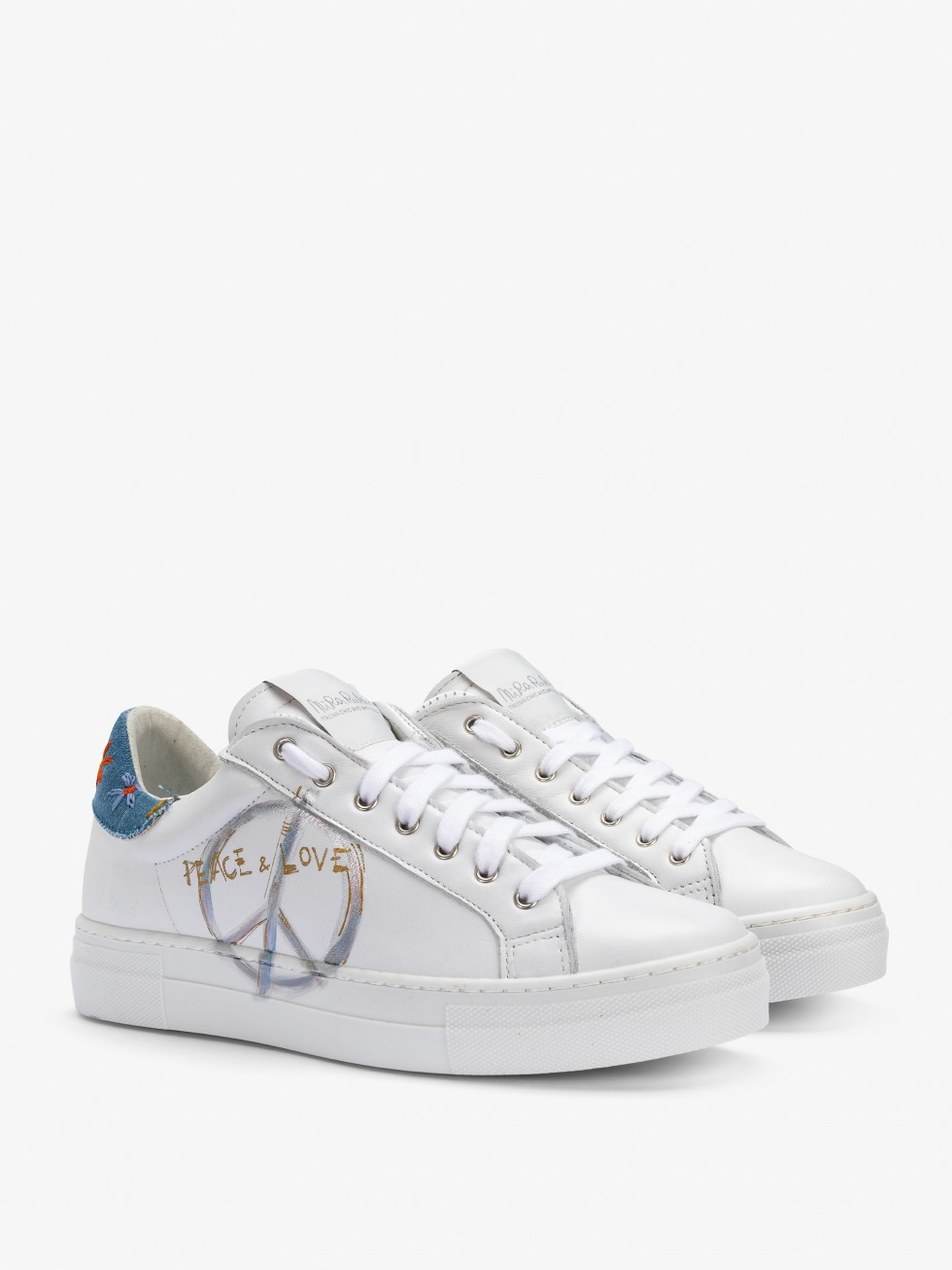 Sneakers Martini Jeans - Peace
