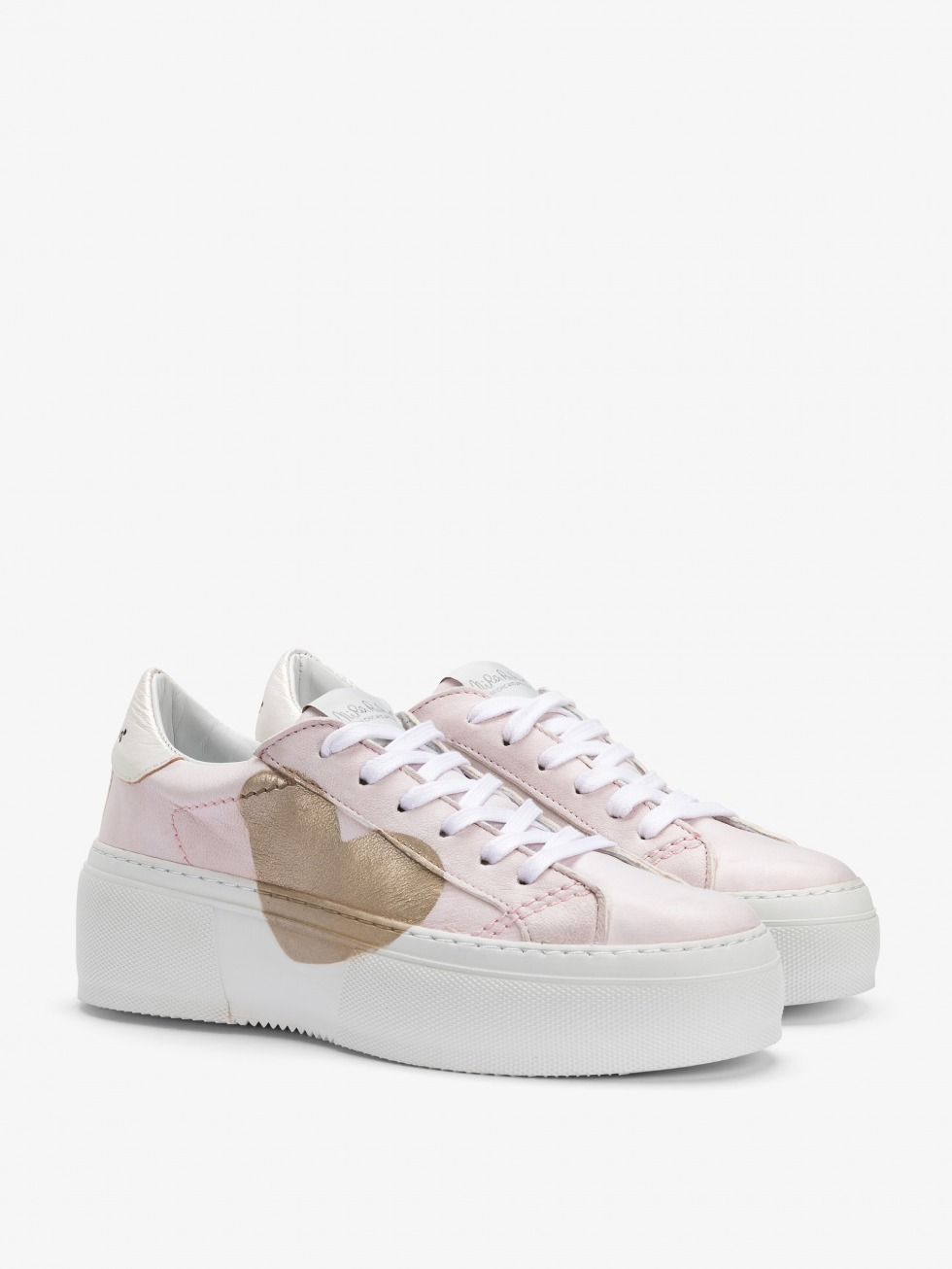 Platform Sneakers Mimosa Dolly - Cuore