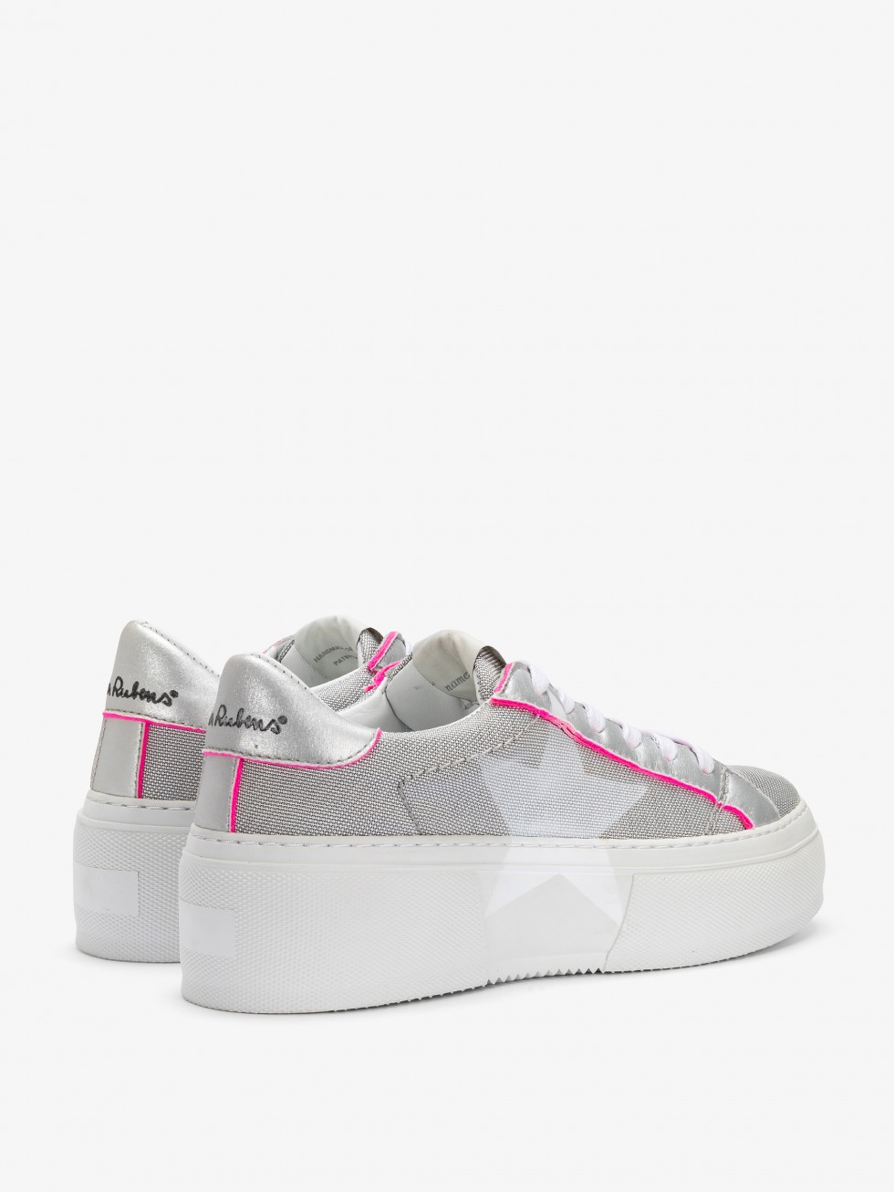 Platform Sneakers Mimosa Tekno - Stella
