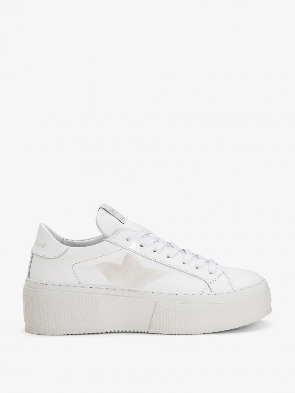 Platform Sneakers Mimosa - Stella Madreperla