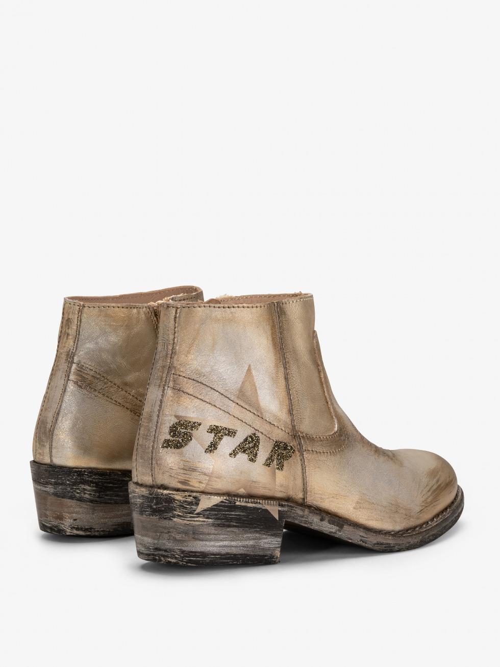 Boots Mojito - Stella Cometa Glitter