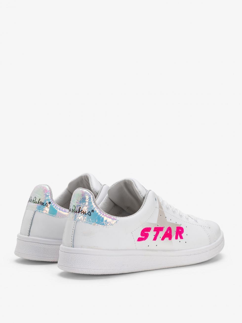 Sneakers Daiquiri - Stella Urano Glitter