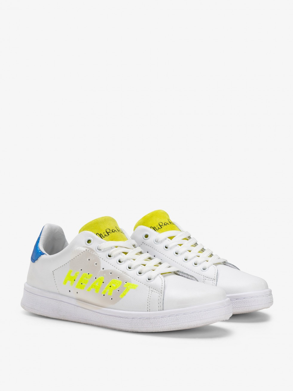 Sneakers Daiquiri - Cuore Space Electric Glitter