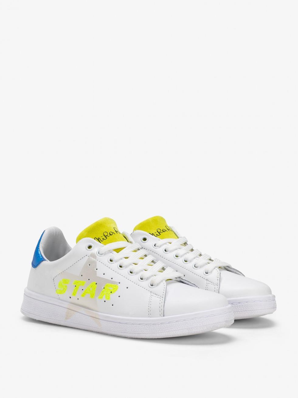 Sneakers Daiquiri - Stella Space Electric Glitter