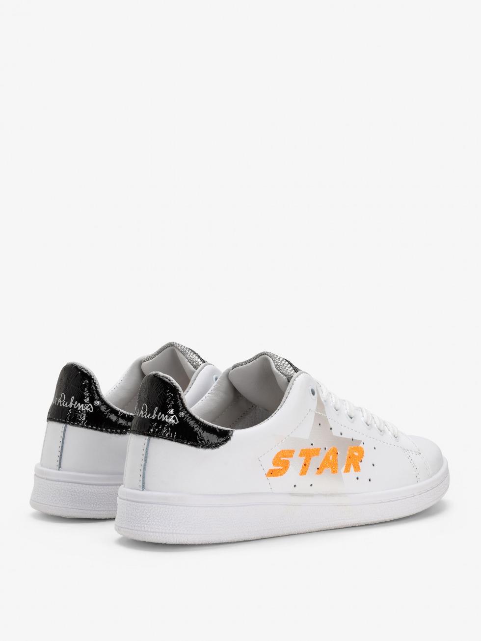 Sneakers Daiquiri - Stella Space Iron Glitter