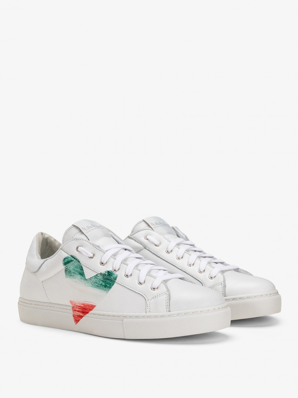 Martini Sneakers M - Flag Italy Heart