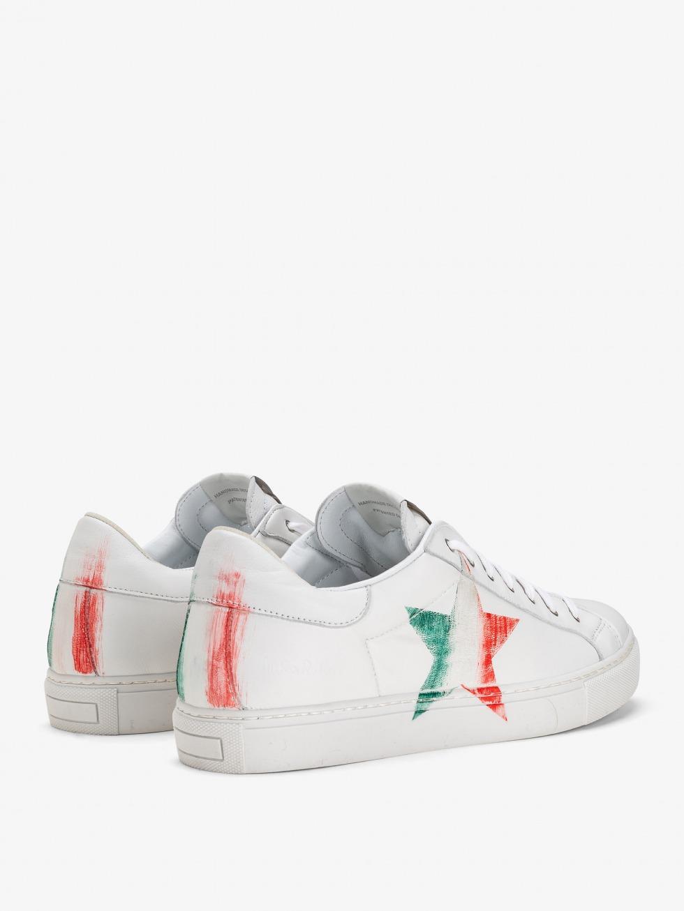Sneakers Martini M - Stella Flag Italy