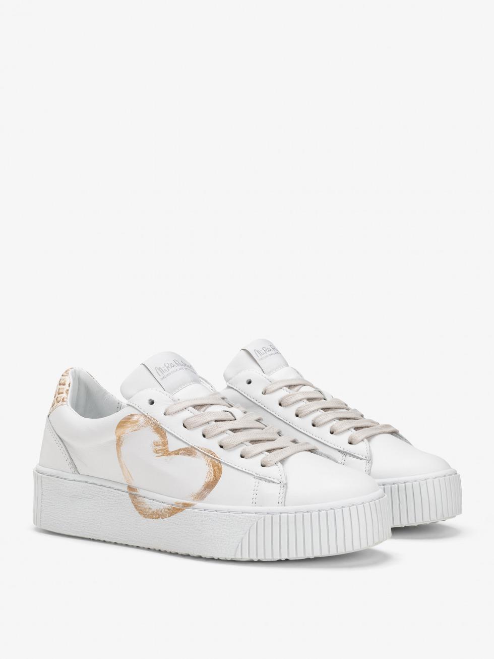 Cosmopolitan Sneakers - Desert Heart