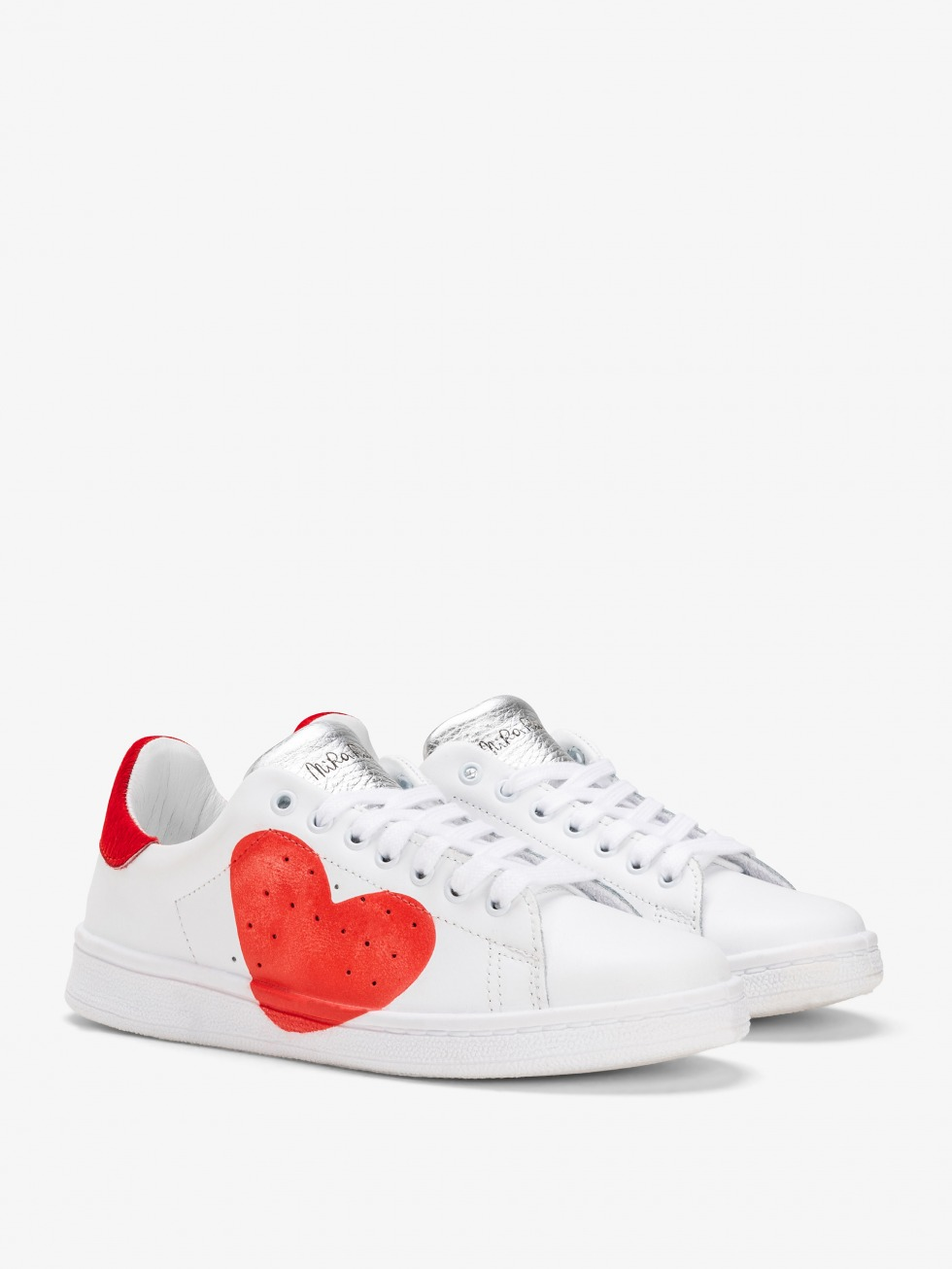 Daiquiri Sneakers - Red Heart