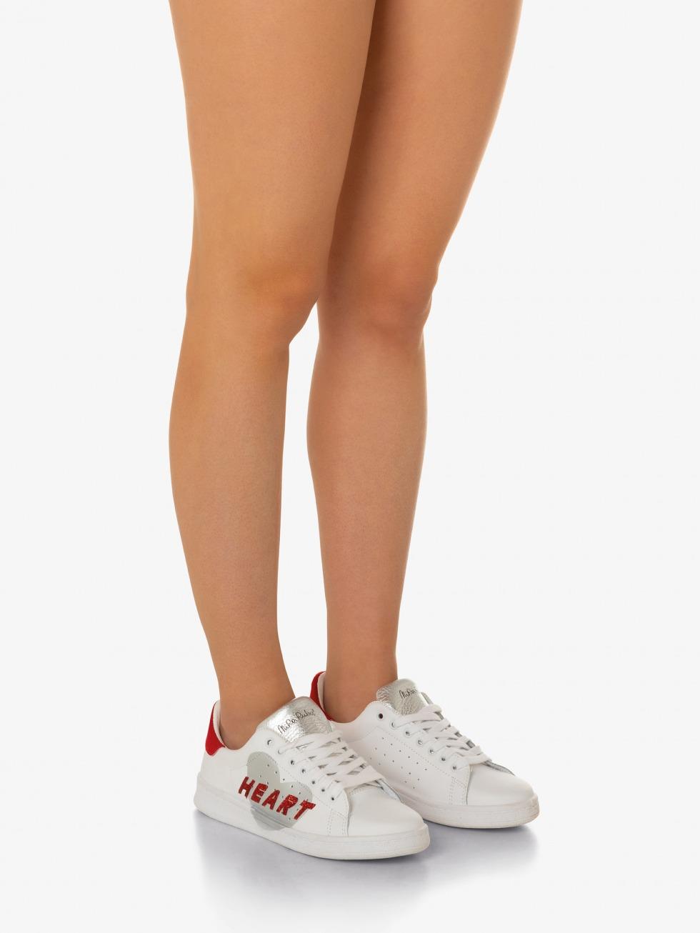 Daiquiri Race Sneakers - Red Heart Race