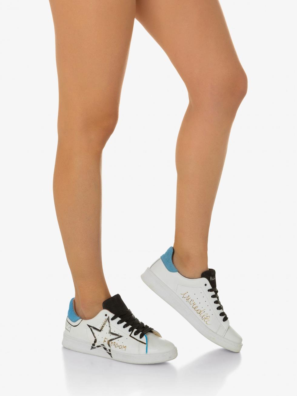 Daiquiri Sneakers - Star Sky Writer