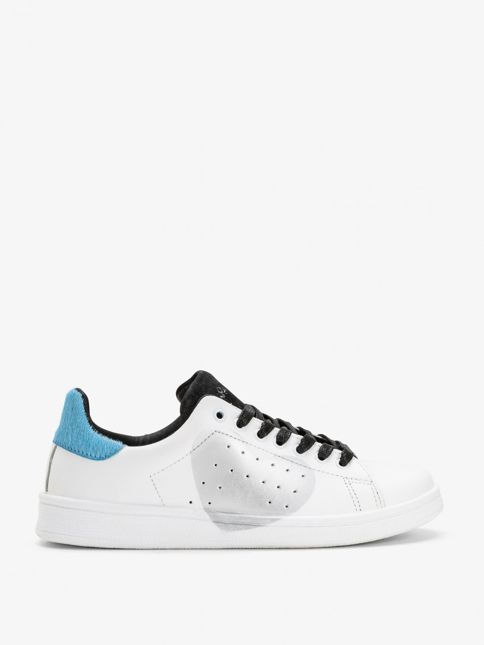 Daiquiri Sneakers - Heart Race Sky