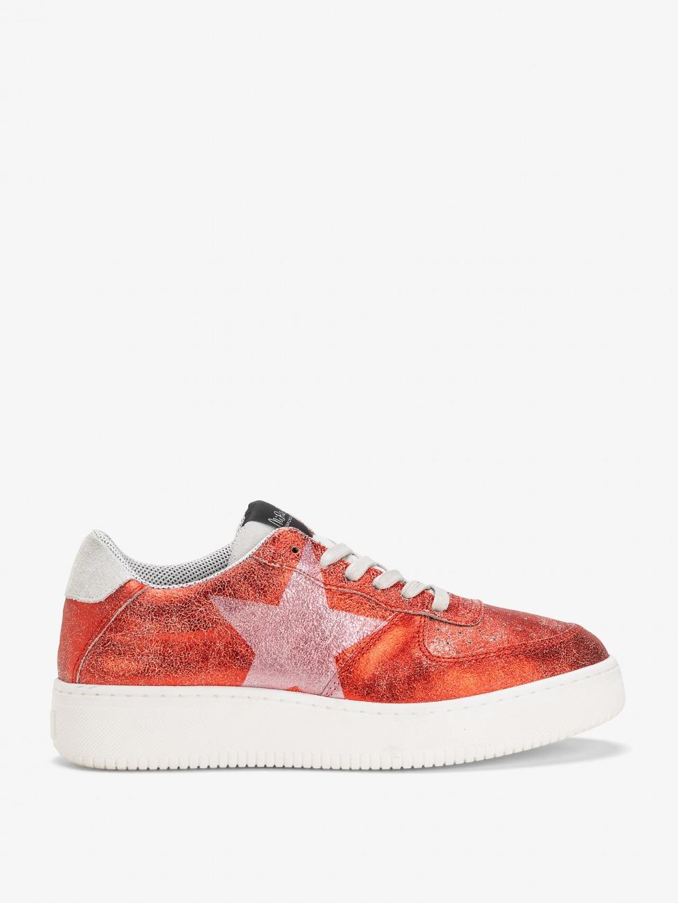 Sneakers Manhattan - Star Vintage Red