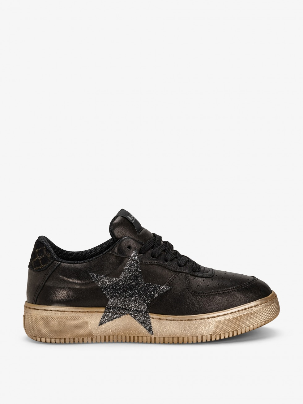 Sneakers Manhattan - Star Panther Gold