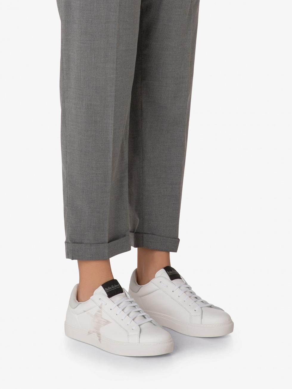 Martini M Sneakers - Off White Star