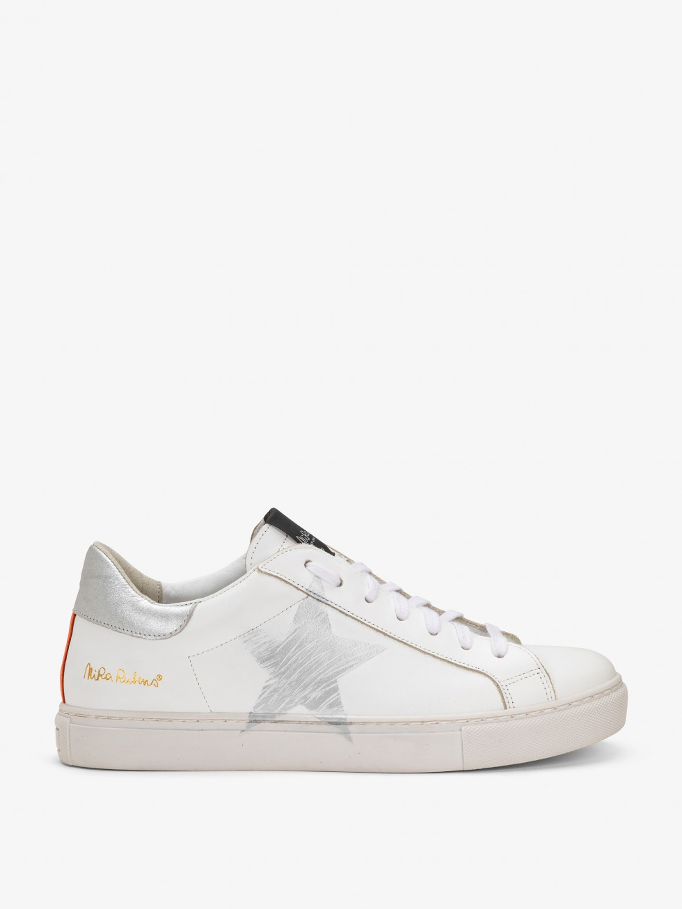 Sneakers Martini M - Stella Orange Silver