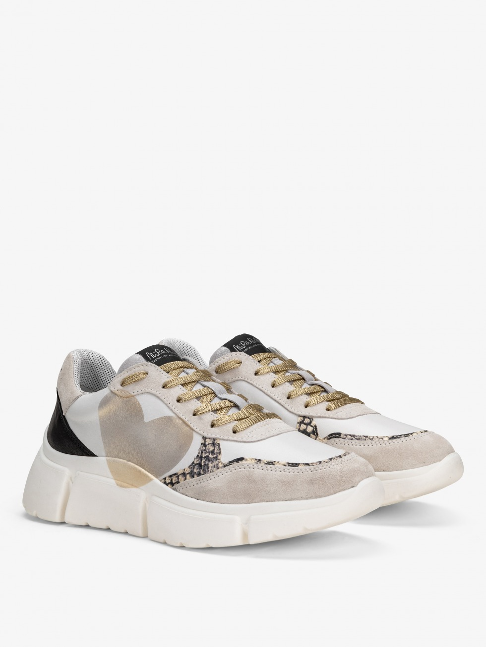 Stinger Chunky Sneakers - Urban Heart