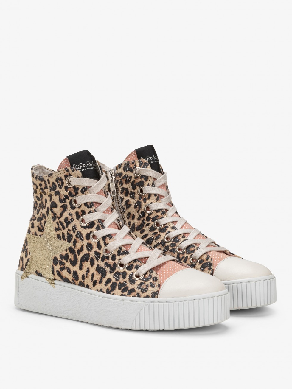 Long Island Sneakers - Sorbetto Star
