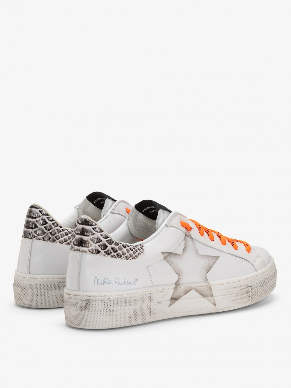 Martini Sneakers - Vintage Cobra Star
