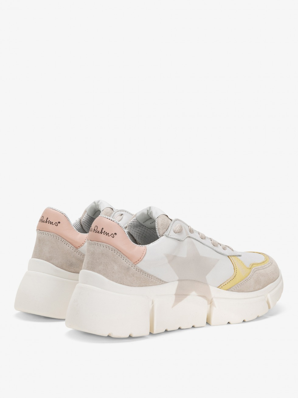 Stinger Chunky Sneakers Seventies - Star