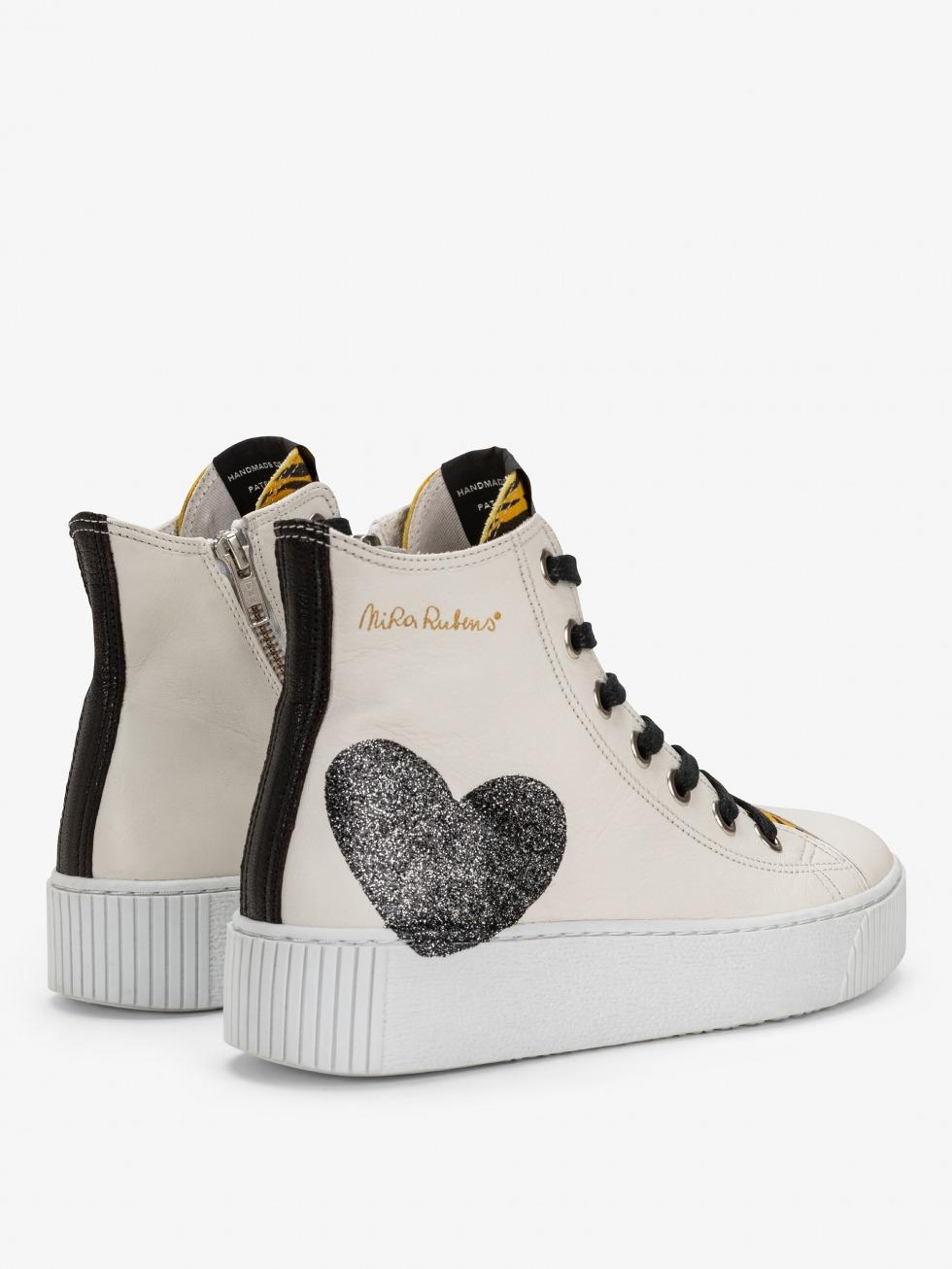 Long Island Sneakers - Tiger Heart