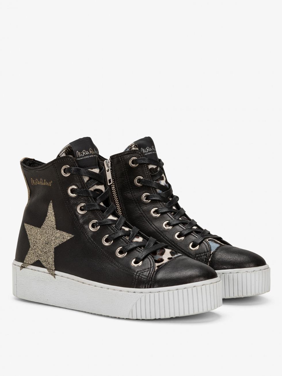 Long Island Sneakers - Jungle Dark Star