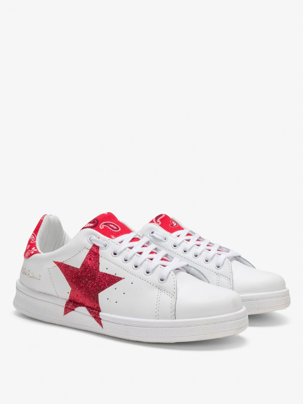 Daiquiri Sneakers - Red Rock Star