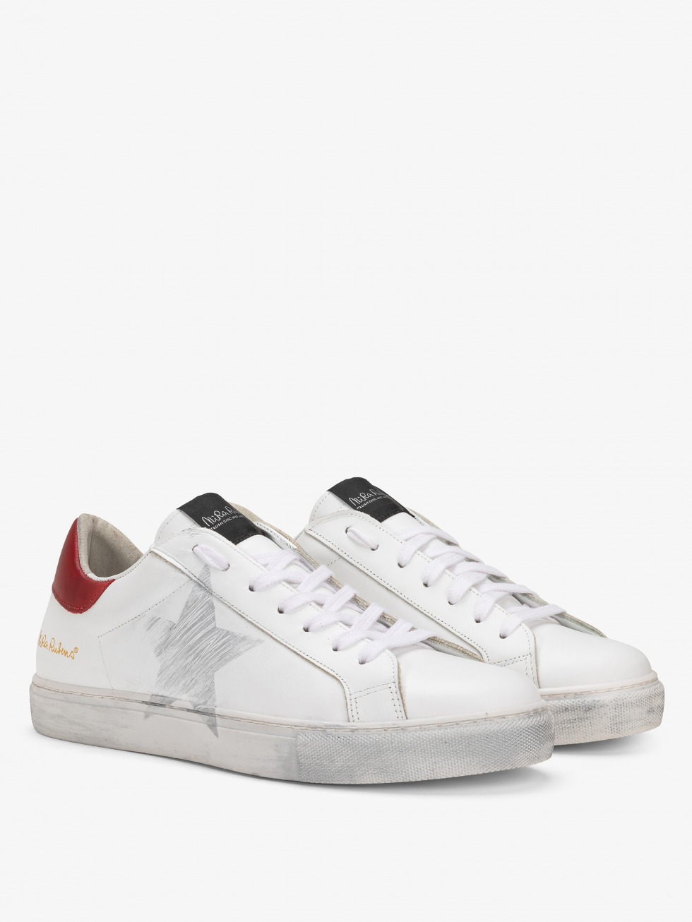 Martini M Sneakers - Star Red