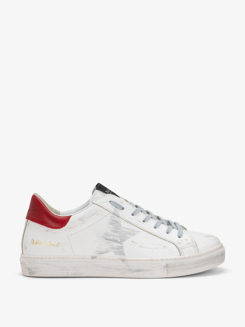 Martini M Sneakers Vintage Red - Star