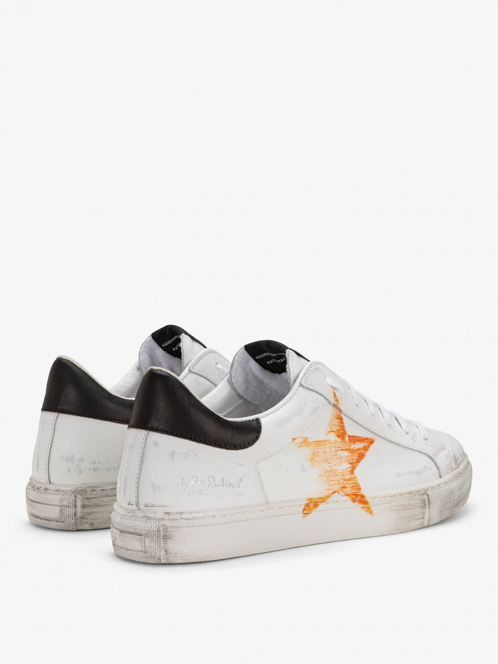 Sneakers Martini M Vintage City - Stella Orange